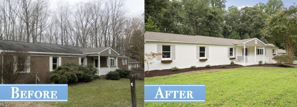5331 Cove beforeAfterfront2