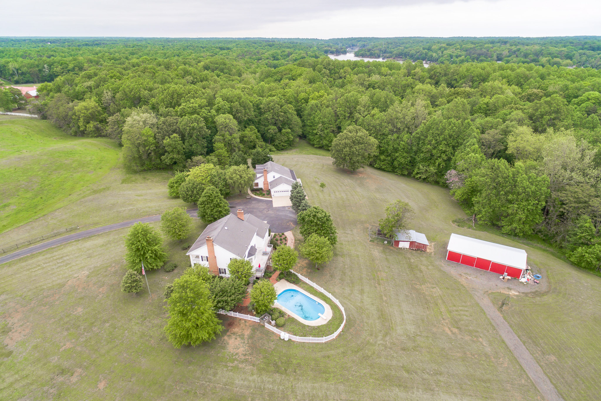 2425 Garrity Road, St. Leonard, Beautiful Multi-Family Estate & Farm on 21 acres